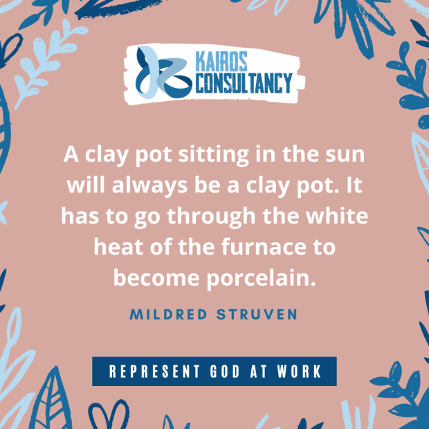 Work Quotes: Mildred Struven. Kairos Consultancy Group. 2021.